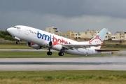 G-TOYM, Boeing 737-300, bmibaby