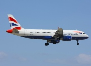 G-TTOE, Airbus A320-200, British Airways