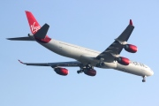 G-VEIL, Airbus A340-600, Virgin Atlantic
