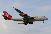 G-VHOT, Boeing 747-400, Virgin Atlantic