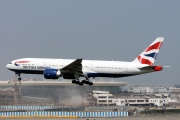 G-VIIC, Boeing 777-200ER, British Airways