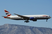 G-VIIH, Boeing 777-200ER, British Airways