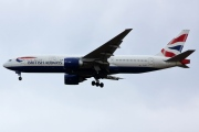 G-VIIK, Boeing 777-200ER, British Airways