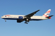 G-VIIO, Boeing 777-200ER, British Airways