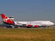 G-VLIP, Boeing 747-400, Virgin Atlantic