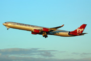 G-VSSH, Airbus A340-600, Virgin Atlantic