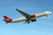 G-VSXY, Airbus A330-300, Virgin Atlantic