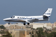 G-VUEM, Cessna 501-Citation ISP, Private