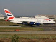 G-XLEC, Airbus A380-800, British Airways