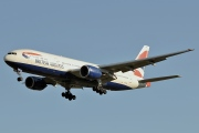 G-YMMG, Boeing 777-200ER, British Airways