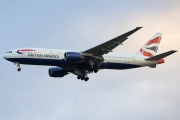 G-YMMP, Boeing 777-200ER, British Airways