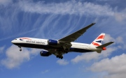 G-YMMS, Boeing 777-200ER, British Airways
