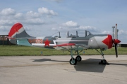 G-YOTS, Yakovlev Yak-52, Private