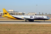 G-ZBAF, Airbus A321-200, Monarch Airlines