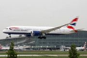 G-ZBJA, Boeing 787-8 Dreamliner, British Airways