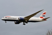 G-ZBJB, Boeing 787-8 Dreamliner, British Airways