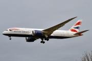 G-ZBJB, Boeing 787-8 Dreamliner, British Airways