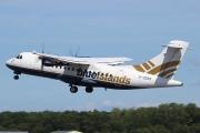 G-ZEBS, ATR 42-320, Blue Islands