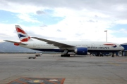 G-ZZZB, Boeing 777-200, British Airways