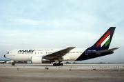 HA-LHB, Boeing 767-200ER, MALEV Hungarian Airlines