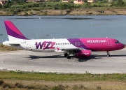 HA-LPD, Airbus A320-200, Wizz Air