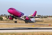 HA-LPK, Airbus A320-200, Wizz Air