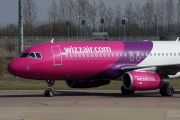HA-LPQ, Airbus A320-200, Wizz Air