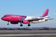 HA-LPX, Airbus A320-200, Wizz Air