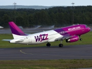 HA-LWD, Airbus A320-200, Wizz Air