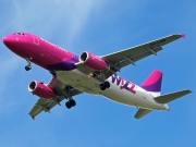 HA-LWM, Airbus A320-200, Wizz Air