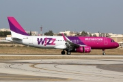 HA-LWR, Airbus A320-200, Wizz Air