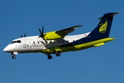 HB-AEO, Dornier  328-110, Skywork Airlines