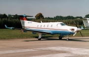 HB-FOQ, Pilatus PC-12-45, Private