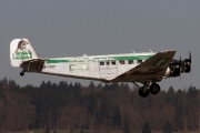 HB-HOP, Junkers JU-52-3M, Ju-Air