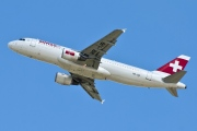 HB-IJB, Airbus A320-200, Swiss International Air Lines
