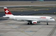 HB-IJE, Airbus A320-200, Swiss International Air Lines