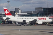 HB-IJH, Airbus A320-200, Swiss International Air Lines