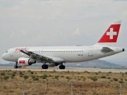 HB-IJL, Airbus A320-200, Swiss International Air Lines