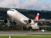 HB-IJR, Airbus A320-200, Swiss International Air Lines