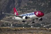 HB-IJV, Airbus A320-200, Edelweiss Air