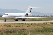 HB-INJ, Bombardier Global Express, Private