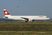HB-IOC, Airbus A321-100, Swiss International Air Lines