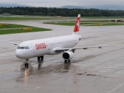 HB-ION, Airbus A321-200, Swiss International Air Lines