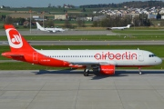HB-IOR, Airbus A320-200, Air Berlin