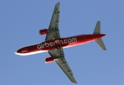 HB-IOS, Airbus A320-200, Air Berlin