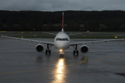 HB-IPU, Airbus A319-100, Swiss International Air Lines