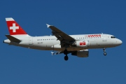 HB-IPY, Airbus A319-100, Swiss International Air Lines