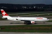 HB-IQI, Airbus A330-200, Swiss International Air Lines