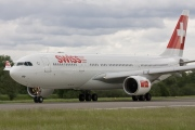 HB-IQQ, Airbus A330-200, Swiss International Air Lines