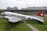 HB-IRN, Douglas DC-3B, Swissair